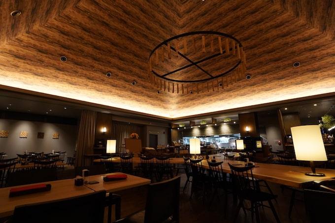 コートヤード ・バイ・マリオット 白馬のレストラン