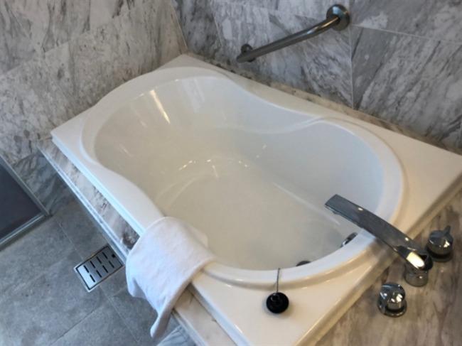 オキナワマリオットリゾート&スパのお風呂