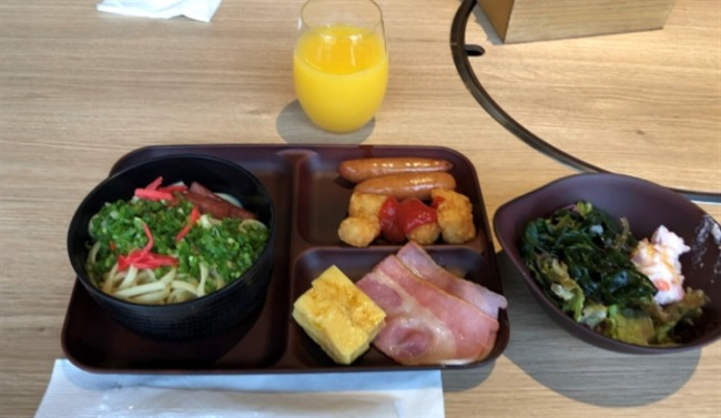 オキナワマリオットリゾート&スパの朝食