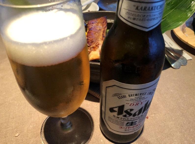 リッツカールトン沖縄のビール