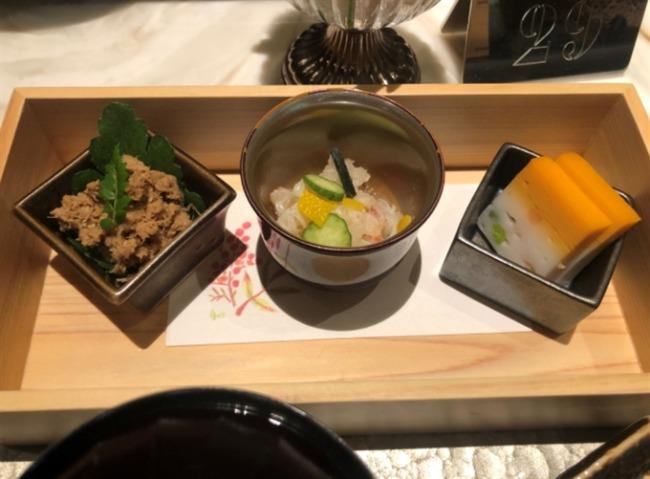 名古屋マリオットアソシアホテルのご飯