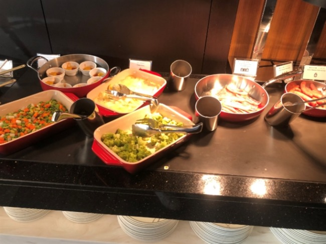 名古屋マリオットアソシアホテル ラウンジのご飯