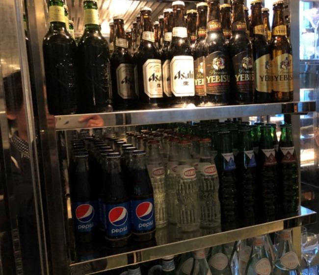 名古屋マリオットアソシアホテルのビール