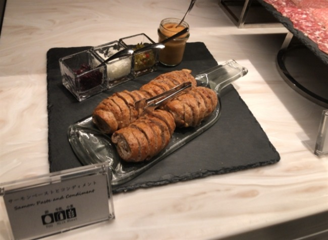 名古屋マリオットアソシアホテルのパン