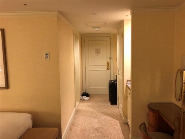 名古屋マリオットアソシアホテルのお部屋