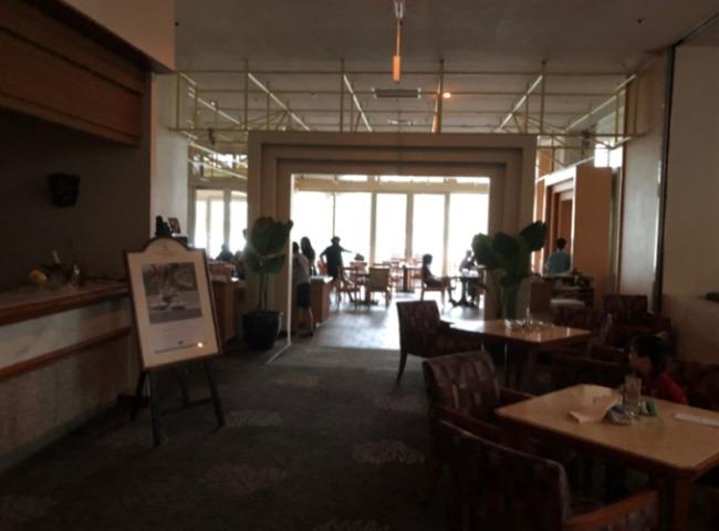 ルネッサンスリゾートオキナワの朝食会場