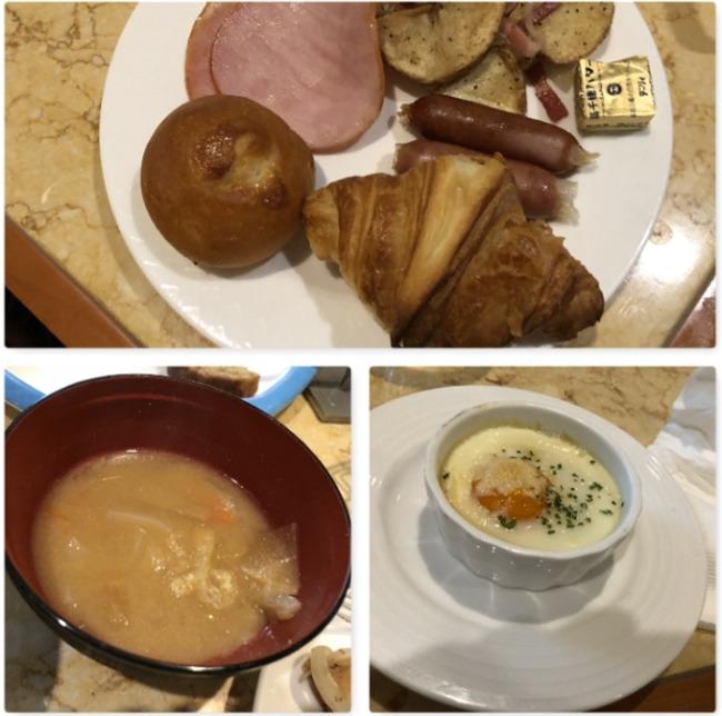 ルネッサンスリゾートオキナワの朝食