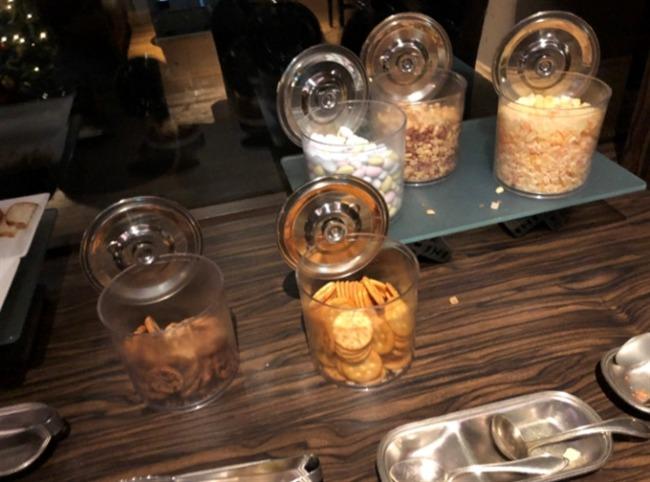 神戸ベイシェラトンのおつまみ類
