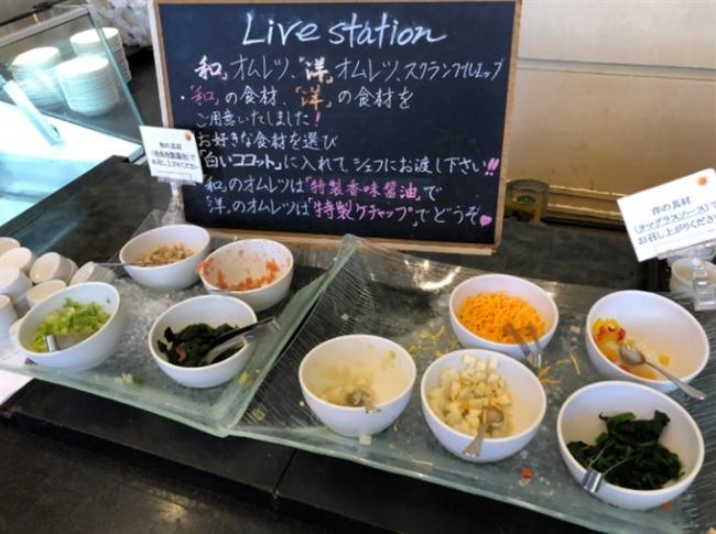 神戸ベイシェラトンの洋食ドレッシング