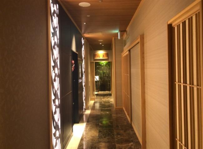 神戸ベイシェラトンの温泉
