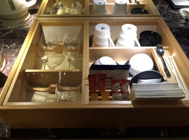 神戸ベイシェラトンのコーヒー