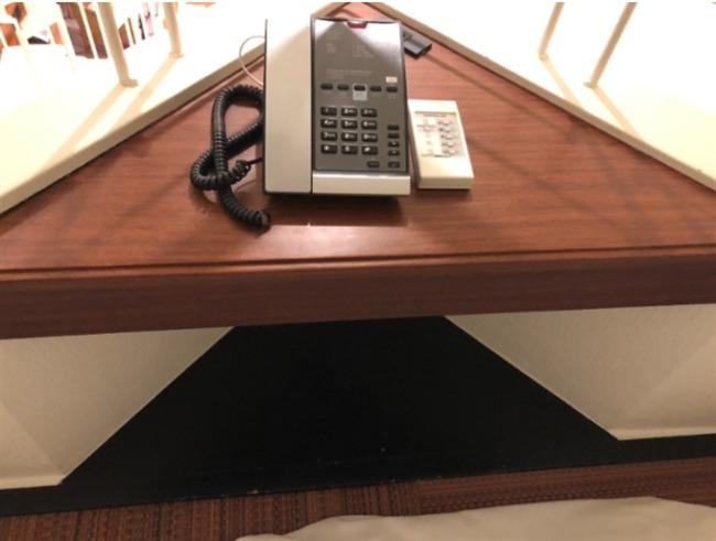 シェラトン沖縄の2階電話