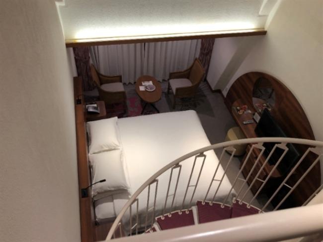シェラトン沖縄 2階からの眺め
