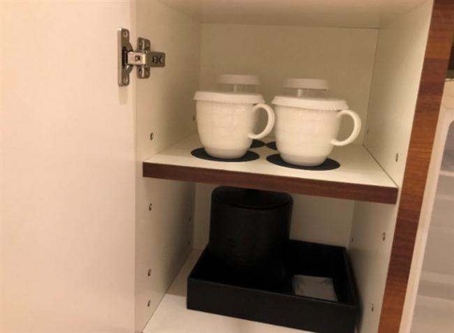 シェラトン沖縄のコーヒーカップ