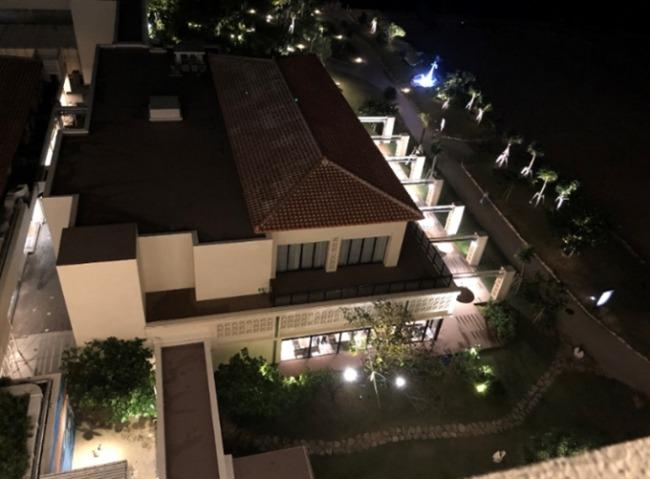 シェラトン沖縄の夜景2