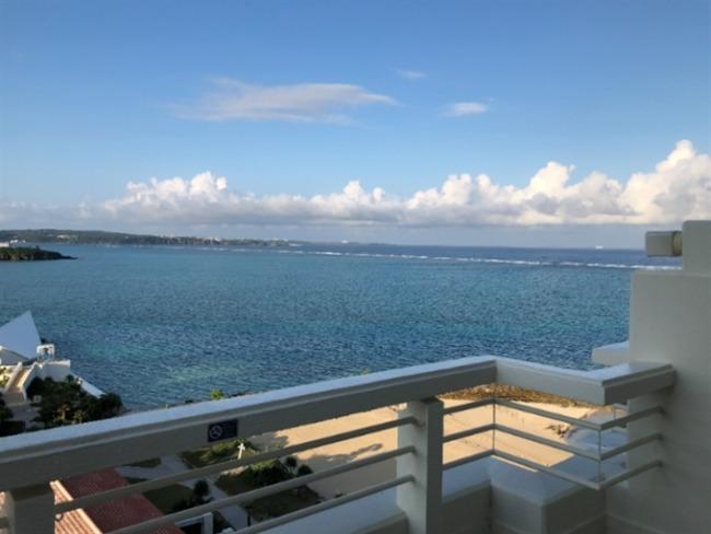 シェラトン沖縄からの景色