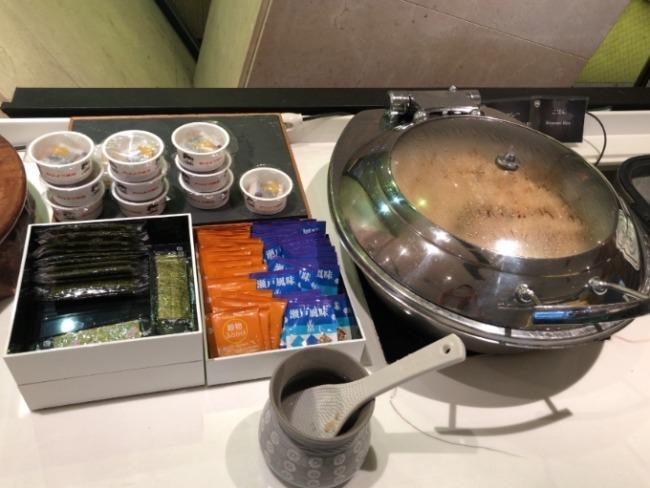 シェラトン沖縄の炊き込みご飯