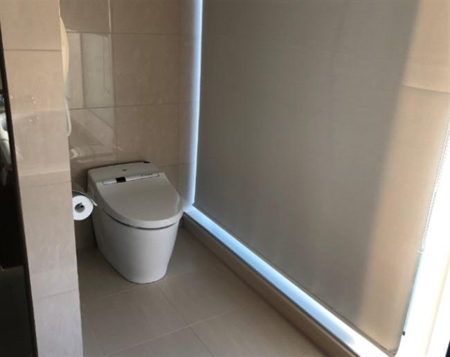 仙台ウェスティンのトイレ