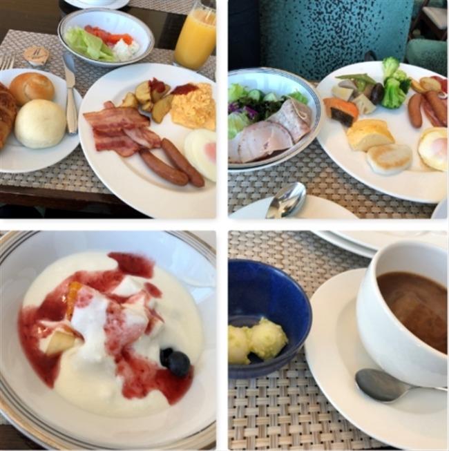仙台ウェスティンの朝食