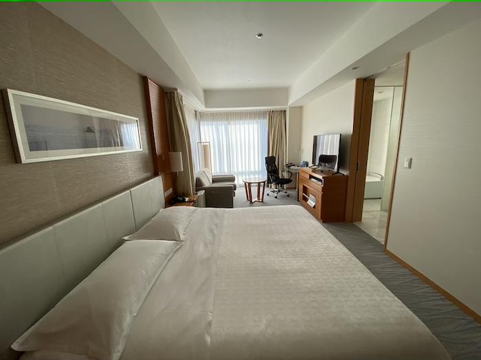 シェラトン広島の客室