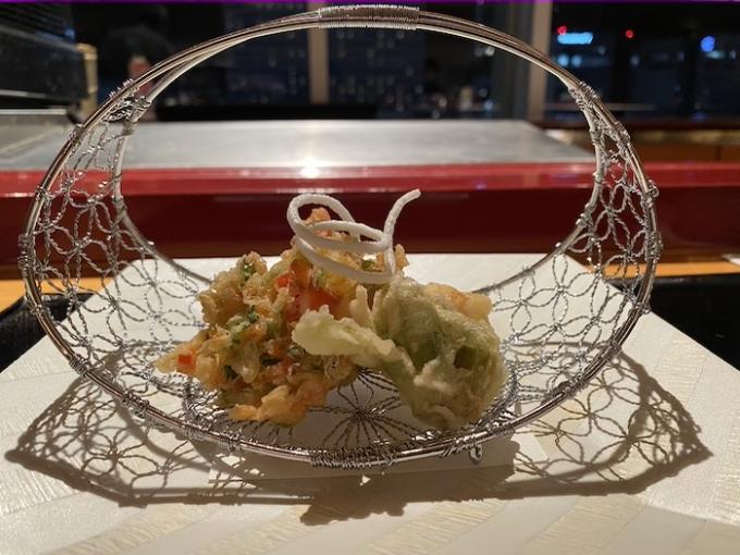 シェラトン広島の夕食