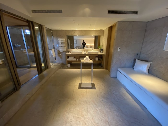 翠嵐 ラグジュアリーコレクションホテル 京都の客室